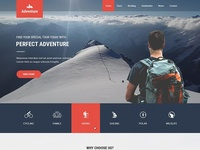 Most Beautiful Travel Website Design for Your Inspiration