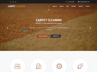 Build a Cleaning Service Website
