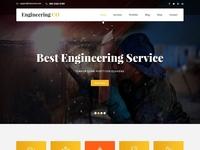Fresh Engineering Proposal WordPress Theme