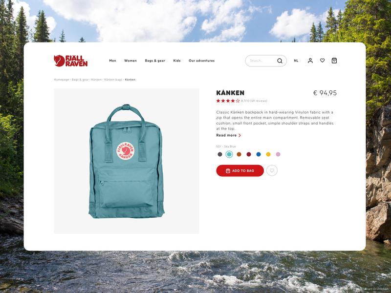 E-Commerce Shop - 012 - DailyUI shop e-commerce web ui dailyui