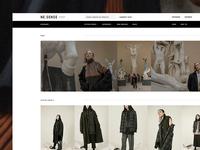 Ne.Sense Online Shop - Styling Series
