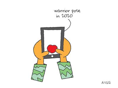 Warrior maybe vector illustrations vector illustrator