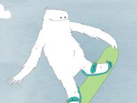 Snowboarding Zemu