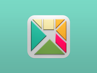 All new tangram! icon