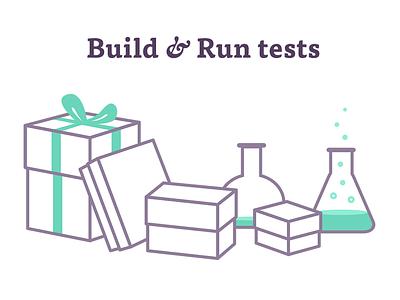 Build & Run tests