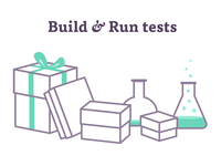Build & Run tests