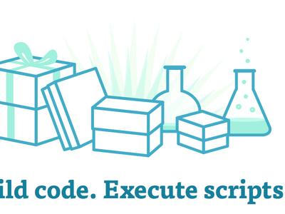 Build code. Execute scripts. package lab build deployment deploybot