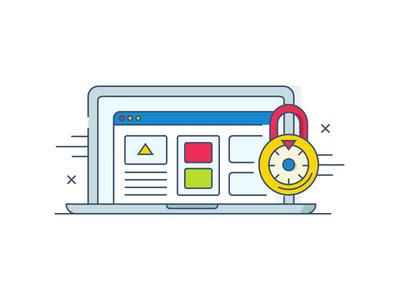 SSL — Icon set for CDN77 #2