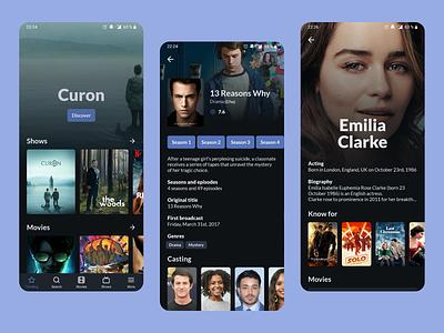 Movie and Tv Show app video tvshows shows show tv movie netflix app