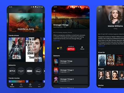 Smovie v2 series serie tv app movies movie tv shows tv show video netflix app