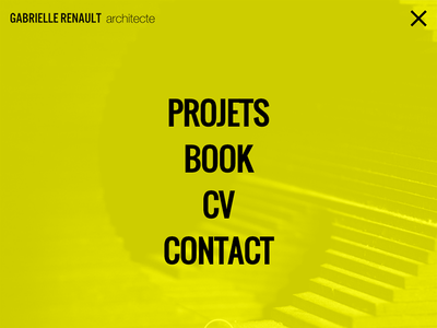 Architect Book  architect book portfolio website paris