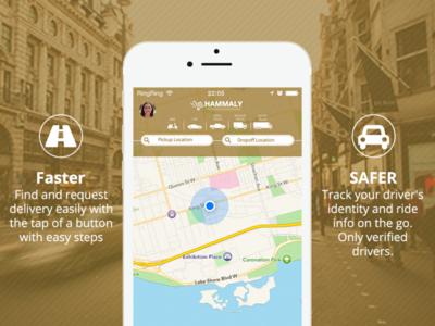 Hammaly Transport App