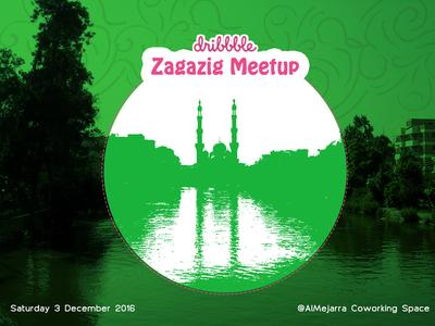 Zagazig Meetup dribbble almejarra meetup designers