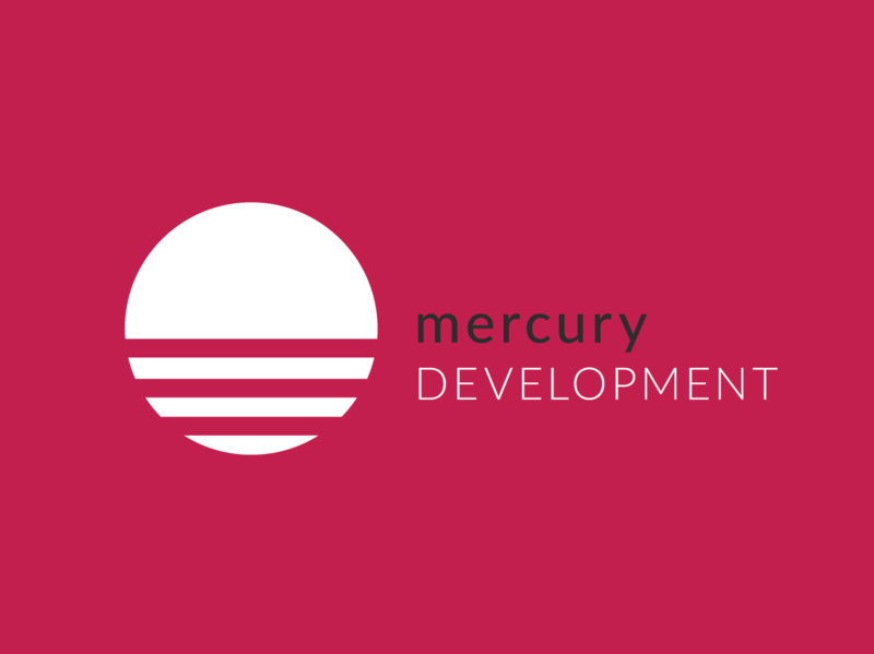 Mercury development - Logo redesign