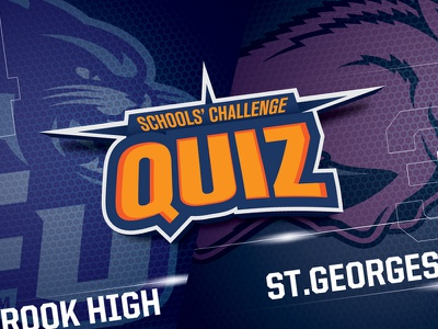 Schook Challenge Quiz motion id game show event design onscreen tv animation graphic motion