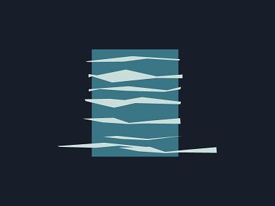 Ripples methodologi identity brandmark brand logotype logo