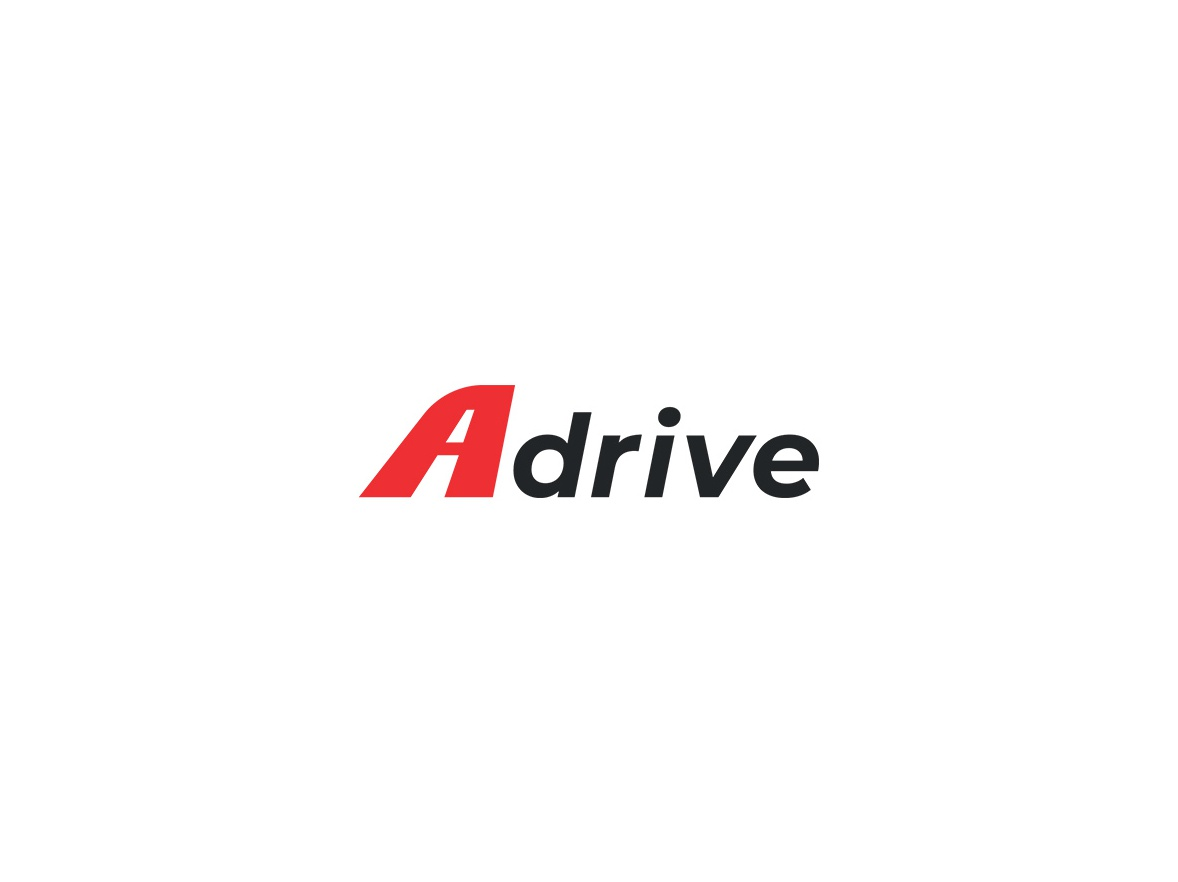 "#2 part of logofolio | logo ""Adrive"" drive car road logo collection logocollection logofolio ideas logo design design logodesign logotype logo"