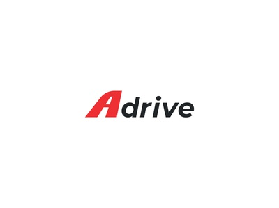"#2 part of logofolio | logo ""Adrive"""