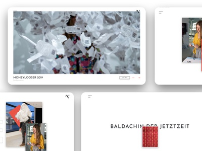 Artist Student Webdesign webapp design webapp website user interface