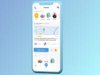 UX/UI of a Social App
