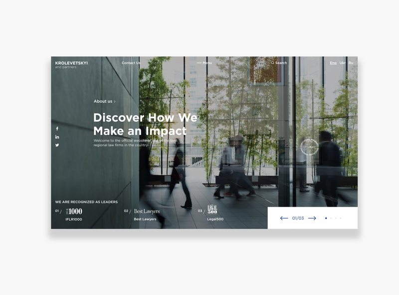 Minimalistic Law Firm Website | 2019 minimal landing websites trends trend 2019 trend website design app interaction web ui  ux interface design design ui corporate design corporate website law firm lawyer law
