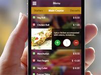 Foodango iOS App