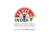 Logo for ServeIndia, a NGO