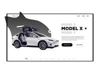 Tesla - Redesign