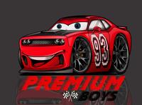 Premium Boys Club design digitalart ilustrator logo ilustration digital 2d artworks art tshirt design design art