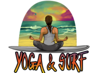 Yoga And Surf