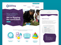 Connect4Learning Website