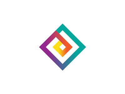 Tech Inclusion - Logo logo brand campaign diamonds website design atendesigngroup aten