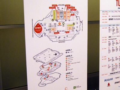 Drupalcondenver map