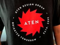 Aten's 18 Year Commemorative T-Shirt Extraordinaire!
