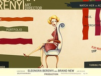 Eleonora Berenyi official website