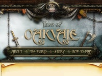Tales of Oakvale  #1