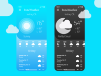 Daily UI #37 - Weather