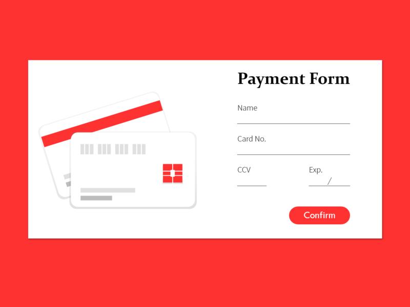 Daily UI #82 - Form adobe xd website web app flat ui design dailyui