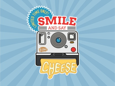 Smile And Say Cheese