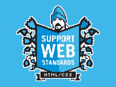 Blue Beanie Day 2012 bbd12 zeldman support web standards