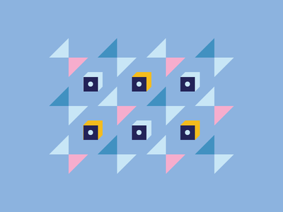 Shapes and Patterns #2 - Alternate