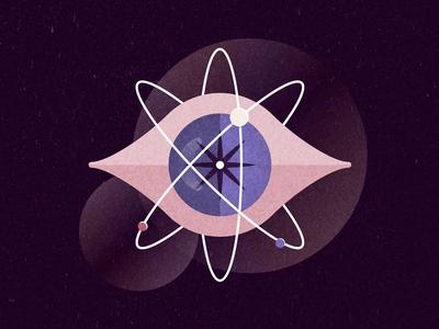 Atom of my Eye