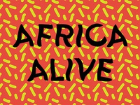 Logo and Patterns for AfricAlive
