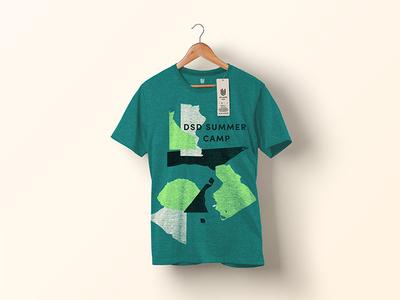 DSD Summer Camp, T-Shirt