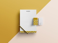 Africalive stationery