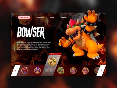 Bowser Portal
