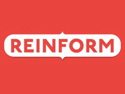 reinform logo logo london underground