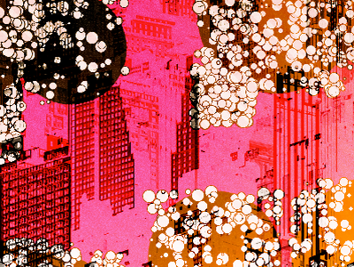 Apocalypse at Sunset poster illustration