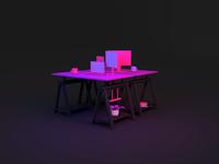 Desks @FullStory