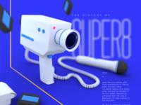Super 8 History